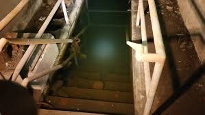 i was told to post this here flooded basement from an abandoned