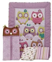 mini crib bedding sets for girls owl crib bedding for girls baby nursery themes slideshow