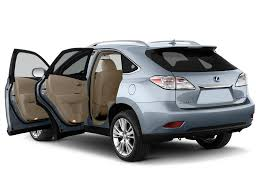 2010 Lexus Rx350 Lexus Luxury Crossover Suv Review Automobile
