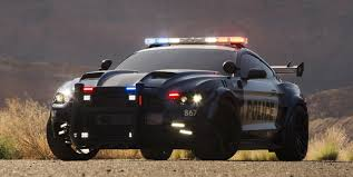 ford car mustang transformers 5 s barricade revealed as ford mustang cop car