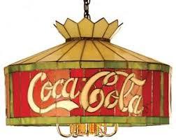 coca cola pendant lights meyda tiffany coca cola ca flame green 20 pendant light w 6 light