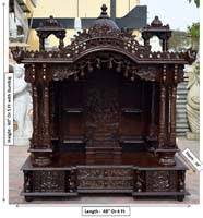 pooja mandapam designs wooden pooja temple pooja mandir home designs hindu mandap puja