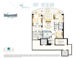 The Azure Floor Plan by Azure Condos For Sale Surfside 9401 Collins Ave Surfside Fl