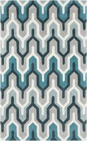 Grey And Turquoise Rug Turquoise Rugs A Modern Color Selection Burke Decor
