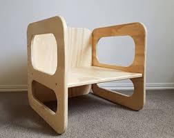 Montessori Weaning Table Kids U0027 Desks Tables U0026 Chairs Etsy Au