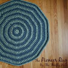 How To Crochet A Rug Out Of Yarn Crochet For Home Archives Whistle And Ivy