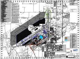 dayton map map of dayton international airport and the surrounding area