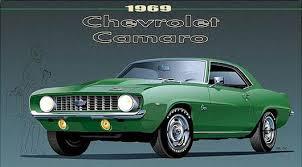 1969 chevrolet camaro zl 1 chevrolet camaro zl1 1969 cartype