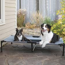 amazon com k u0026h pet products original pet cot elevated pet bed