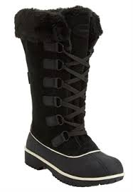 womens winter boots wide calf boots cold weather boots for women woman within