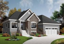 bungalow with twin porches 21488dr architectural designs