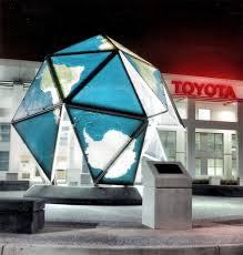 toyota corporate headquarters 3d branding u2014 penwal