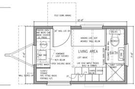denise u0027s 8x12 tiny house design