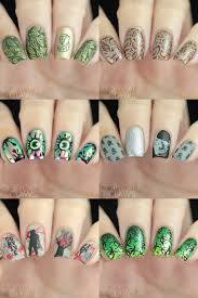 copycat claws uberchic beauty lovely leaves 02 halloween 03 and