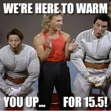 Crossfit Open Meme - crossfit open 15 5 warm up 2015