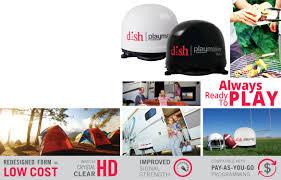 dish playmaker portable satellite dish