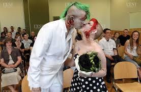 insolite mariage à mathay 25 la mariée était en noir - Republicain Lorrain Mariage Metz