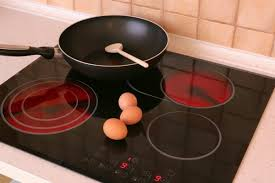 How To Clean A Ceramic Cooktop Stove Cleaning A Smooth Top Stove Thriftyfun