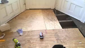 Laminate Floor Beading Flooring Installation Bay Window Brooklyn Ny Part 1 Youtube