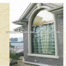 decorative windows for houses wanjia decorative aluminum fixed
