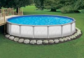 image detail for pool swimming landscaping ideas for above