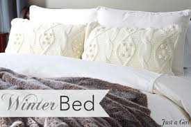 Pottery Barn Down Comforter One Bed Three Looks