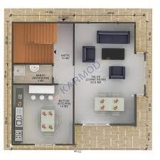 karmod 124 m prefabricated modular house designs and plans