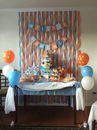 nemo baby shower finding nemo birthday party but instead of buckets i m gonna use