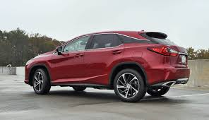 2016 lexus rx first drive first drive review 2016 lexus rx350 fwd luxury package 4