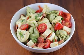 cold salads tortellini salad recipe blogchef net