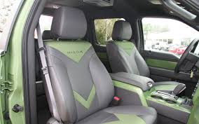 Raptor Truck Interior 2013 Ford F 150 Svt Raptor Halo 4 Edition Quick Drive