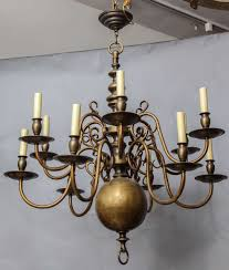 antique chandelier a 12 light dutch baroque style chandelier at 1stdibs