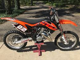 ktm motocross bikes for sale ktm sx in michigan for sale used motorcycles on buysellsearch