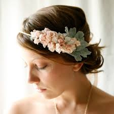flower hair band flowers band top fashion design trend