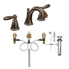 Moen Brantford Kitchen Faucet Oil Rubbed Bronze by Moen T6620orb 9000 Brantford Two Handle Low Arc Bathroom Faucet