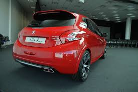 car brand peugeot peugeot 208 gti why this time the french brand must get it right