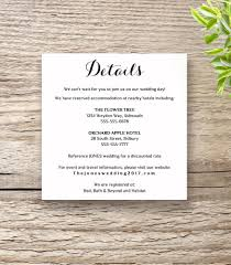 wedding invitations details card wedding invitations new wedding invitation details in 2018 diy