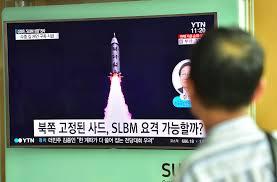north korea u0027s kim says close to test launch of icbm