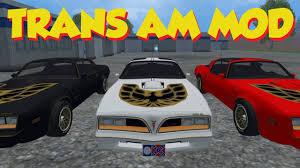 Trans Am 2015 Farming Simulator 15 2015 Pontiac Trans Am From Smokey And The