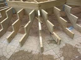 deck stair stringer 17977