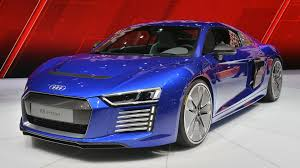Audi R8 Limo - its the end of the road for audi u0027s r8 e tron