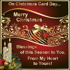 with blessings of the season free christmas card day ecards