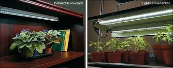 under cabinet grow light plant light fixture androidtips co
