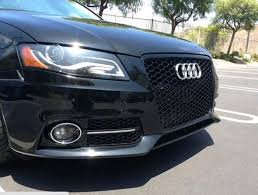 audi a6 b8 for sale audi rs style grilles for a4 s4 a5 s5 and fog light