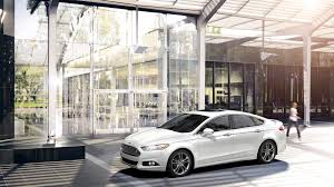 2016 ford fusion performance review the car connection