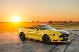 ford mustang gt horsepower by year hennessey 25th anniversary edition hpe800 ford mustang gt