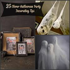 Scary Halloween Decorations Homemade by 19 Diy Clever Halloween Party Decorating Tips Halloween Parties