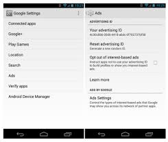 device id android replacing android id with advertising id similar to