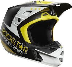 rockstar motocross helmet fox v2 rockstar motocross helmets