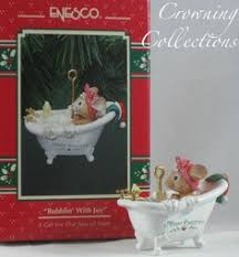 enesco good friends are forever ornament mice treasury of